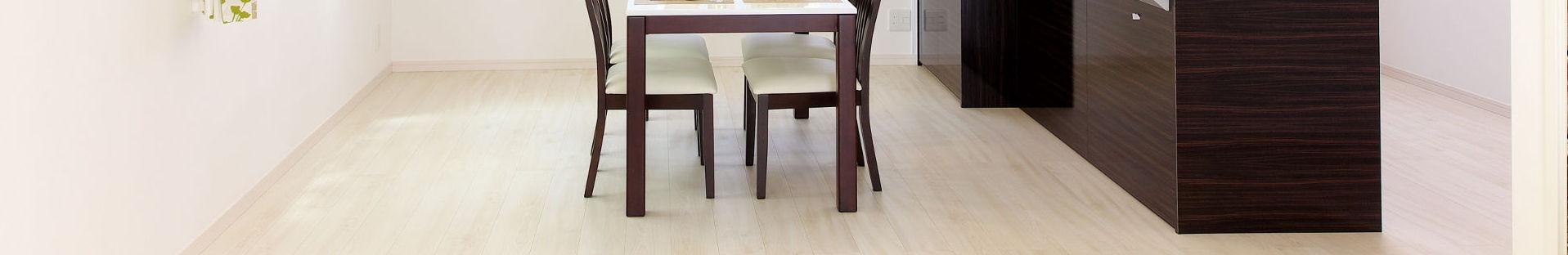 Parkiet i podłoga drewniana w Kuchni - porady