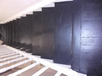 Szlifowane-schody-samonośne-malowane-biała-i-czarną-farbą-poliuretanową17